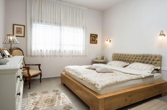 שיפוץ לדירה בת 80 שנה בצפון השרון