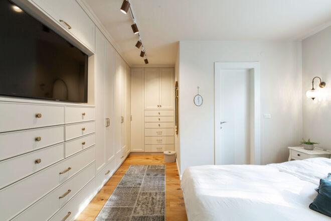 עיצוב ושיפוץ חדר שינה